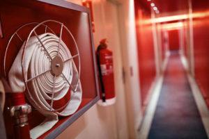 Protezione attiva antincendio